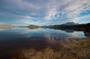 Sunrise, Lake Pedder, Tasmania
