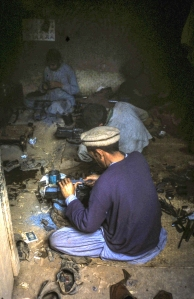 9. Illegal gun-making, Jamrud in the tribal areas-2